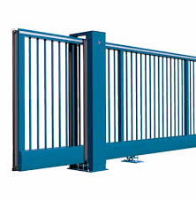 Nes LTD Are Feeling Secure Thanks To Our Cantilever Sliding Gates