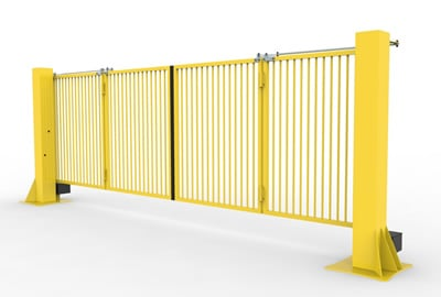 Whistl secure their Bolton Depot with Expert Security Speed Gates