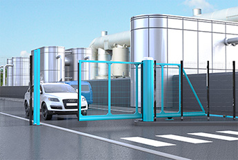 Manual Sliding Gates