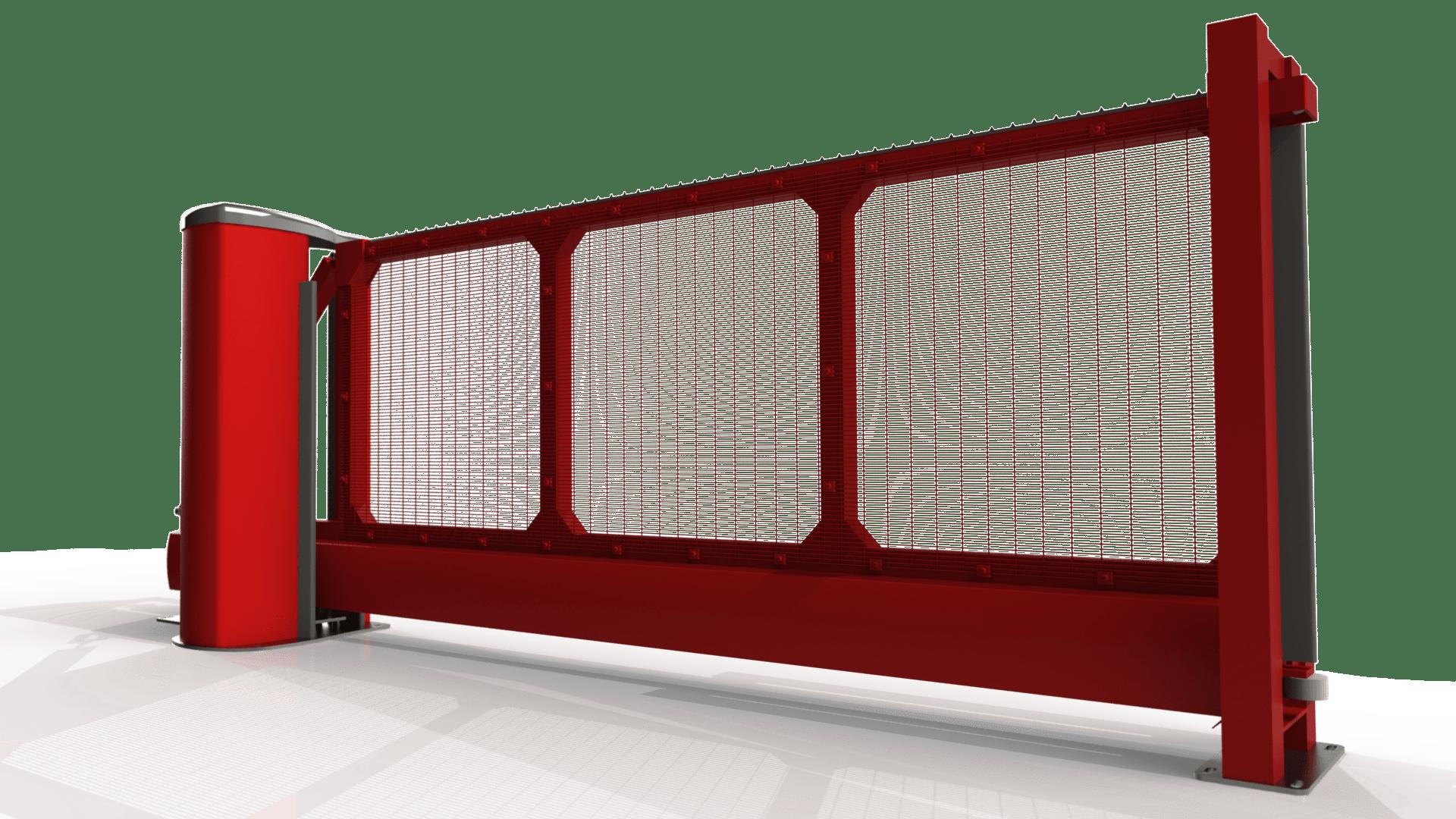 Automatic Sliding Gates Expert Security Uk