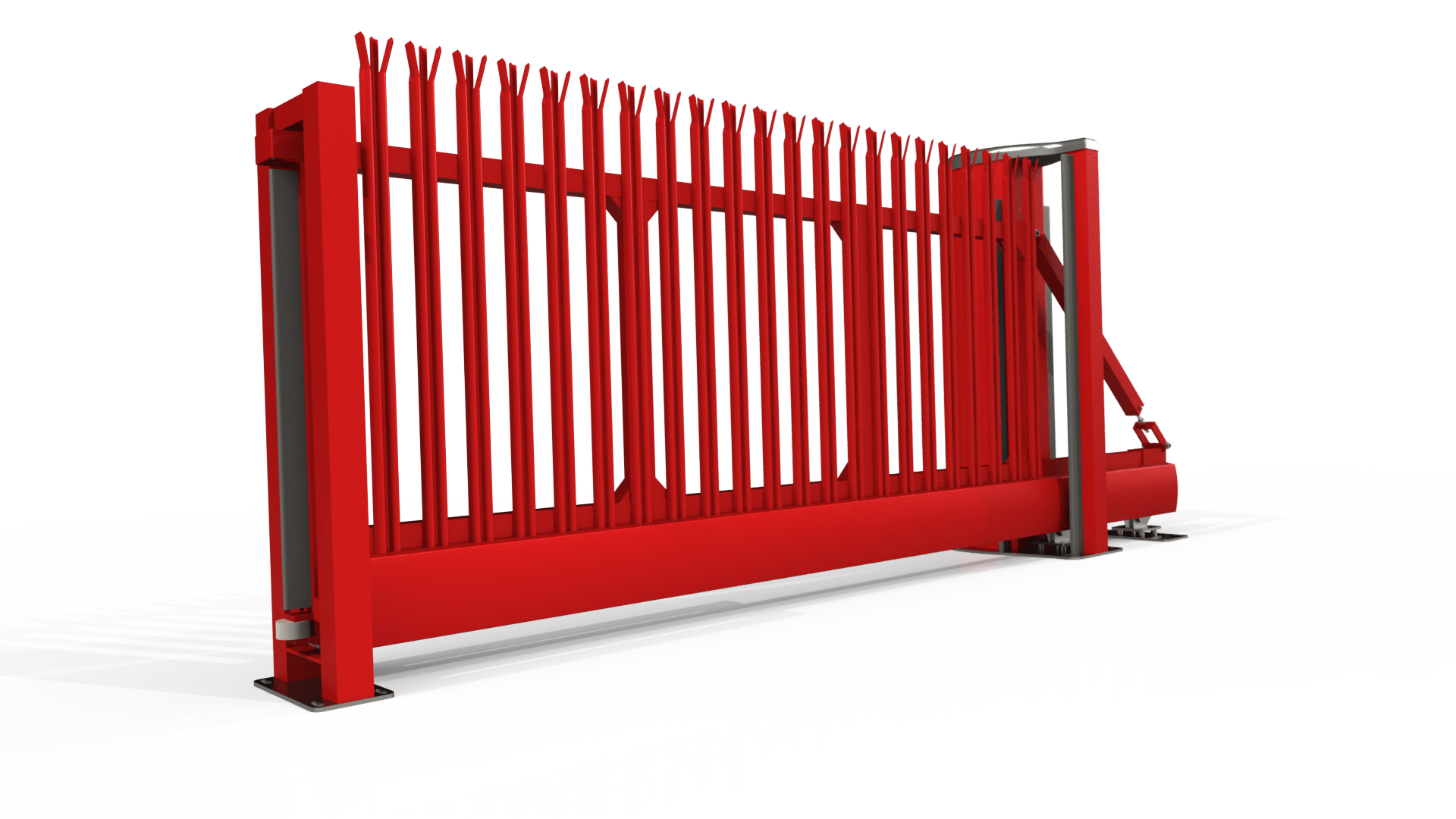 Automatic sliding gates expert security uk