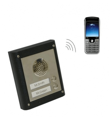 GSM Gate Intercom